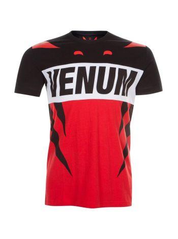 Футболка Venum Revenge черно-красная