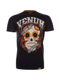 Футболка Venum Santa Muerte черная
