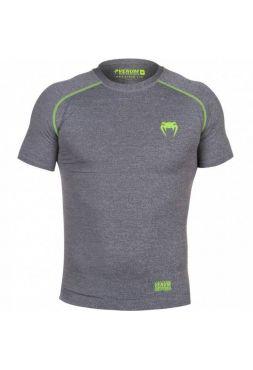 Компрессионная футболка серая Venum Contender 2.0 Compression