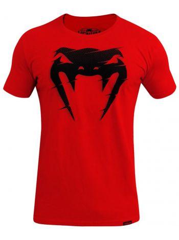 Футболка Venum Interference T-Shirts красная