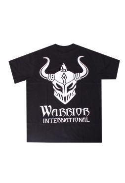 Футболка черная Warrior International