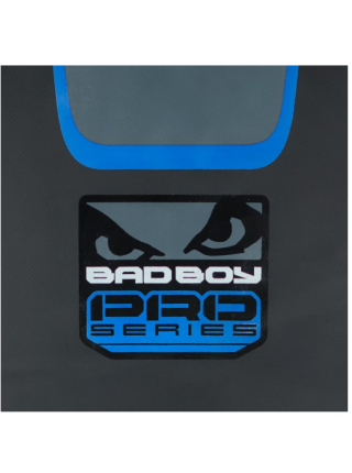 Макивара BAD BOY PRO SERIES 3.0 CURVED черно-синяя