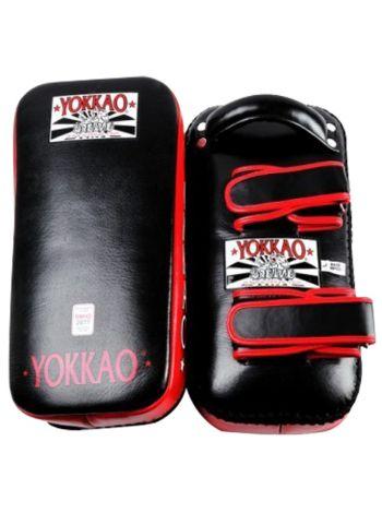 Тайские пады Yokkao Traditional черные