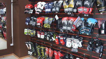 Магазин TUT-boxing, Санкт-Петербург, Ленинский пр-т, д. 140И