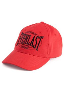 Бейсболка Everlast Composite Logo красная