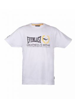 Футболка Everlast Core Crew Neck белая