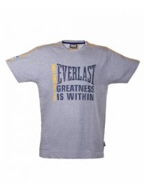 Футболка Everlast Fashion Crew Neck серая