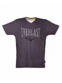 Футболка Everlast V Neck темно-синяя