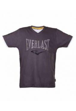 Футболка Everlast V Neck темно-синяя
