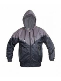 Куртка Everlast черно-серая