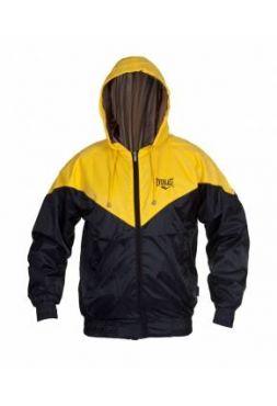 Куртка Everlast черно-желтая