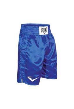 Шорты боксерские Everlast синие