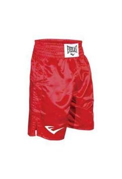 Шорты боксерские Everlast красные