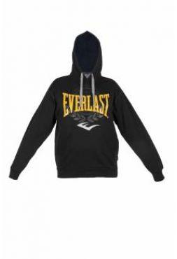 Толстовка Everlast Mens Oth Hoody черная с капюшоном