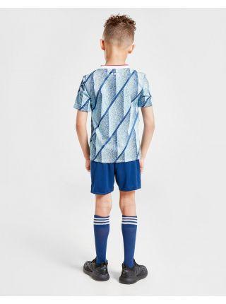 Футбольная форма детская гостевая Аякс 2020-2021