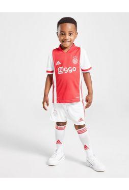 Футбольная форма детская домашняя Аякс 2020-2021