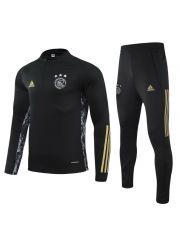 Спортивный костюм черный Аякс