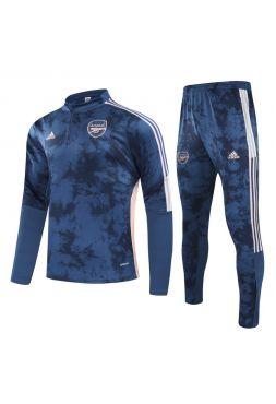 Спортивный костюм сине-розовый Арсенал