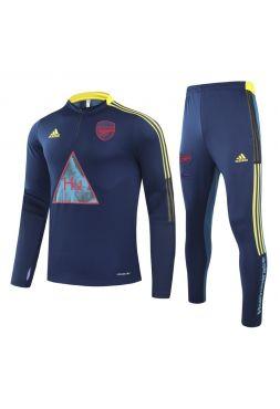 Спортивный костюм сине-желтый Арсенал