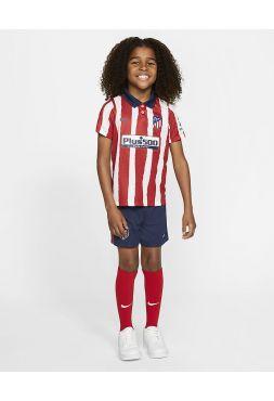 Футбольная форма детская домашняя Атлетико Мадрид 2020-2021
