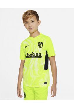 Футбольная форма детская резервная Атлетико Мадрид 2020-2021