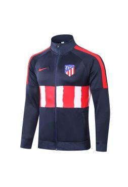 Мужская спортивная олимпийка трехцветная ФК Атлетико Мадрид