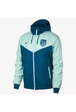 Ветровка сине-мятная Атлетико Мадрид