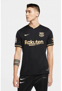 Футбольная форма гостевая Барселона 2020-2021