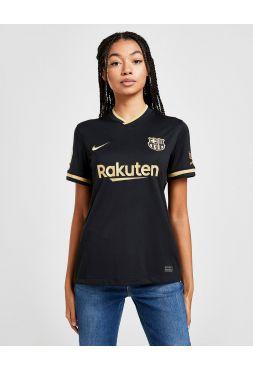 Футбольная форма женская гостевая Барселона 2020-2021