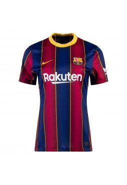 Футбольная форма женская домашняя Барселона 2020-2021