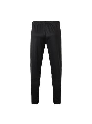 Мужские спортивные штаны черно-салатовые ФК Барселона