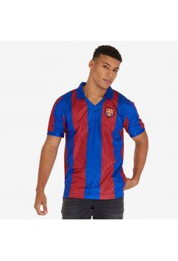 Ретро футболка домашняя Барселона 1992 год