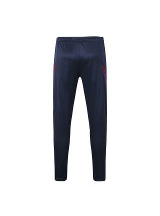 Мужские спортивные штаны синие ФК Барселона