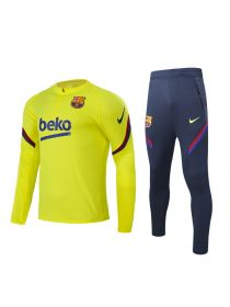 Спортивный костюм желто-темно-синий Барселона