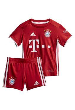 Футбольная форма детская домашняя Бавария Мюнхен 2020-2021