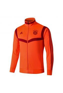 Мужская спортивная олимпийка оранжевая ФК Бавария Мюнхен