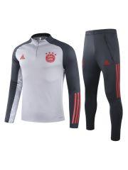 Спортивный костюм черно-серый Бавария Мюнхен