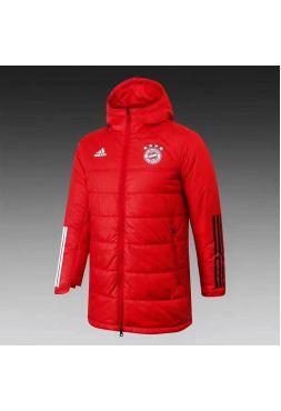 Куртка красная Бавария Мюнхен