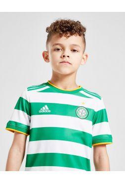 Футбольная форма детская домашняя Селтик 2020-2021