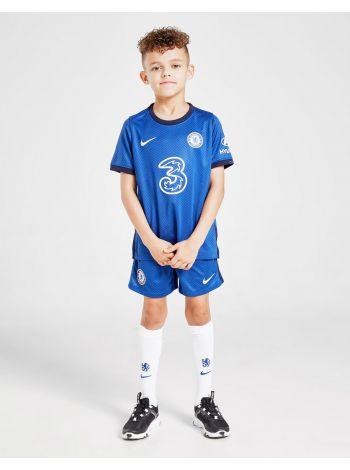 Футбольная форма детская домашняя Челси 2020-2021