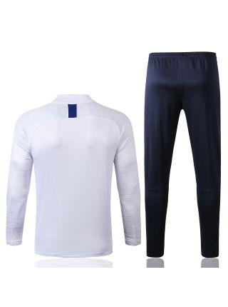 Спортивный костюм бело-черный Челси