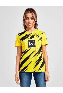 Футбольная форма женская домашняя Боруссия 2020-2021