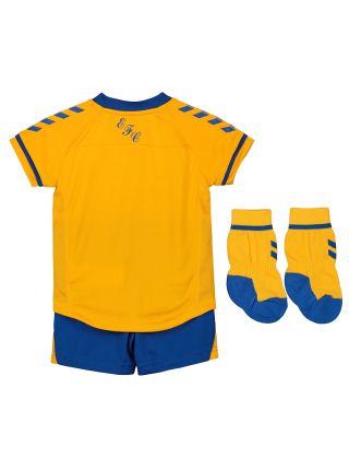 Футбольная форма детская домашняя Эвертон 2020-2021