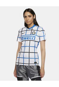 Футбольная форма женская гостевая Интер 2020-2021