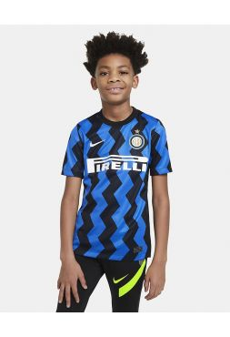 Футбольная форма детская домашняя Интер 2020-2021
