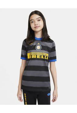 Футбольная форма детская резервная Интер 2020-2021