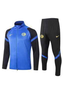 Спортивный костюм черно-синий Интер Милан