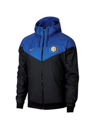 Ветровка черно-синяя Интер Милан