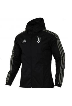 Куртка черно-серая Ювентус