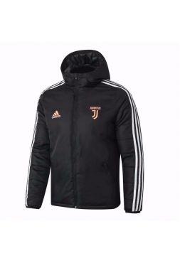 Куртка черно-бело-персиковая Ювентус